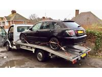 Car transportation, auction collection, recovery service