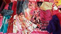 girls clothings size 4-5