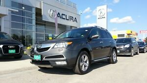 2012 Acura MDX Tech Was $30990 Now $28991, Leather, Sun Roof, H