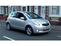 For sale Toyota Yaris 1.3SR 56 PLATE SEMI AUTO GREAT RUNNER