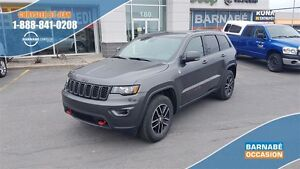 2017 Jeep Grand Cherokee trailhawk cuir toit 11523km