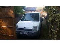 FORD TRANSIT CONNECT 1.8 TD L200 SWB LOW ROOF VAN 1753CC