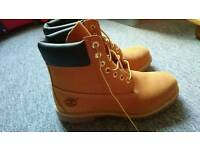 New Timberland Boots size 10 PRICE REDUCED