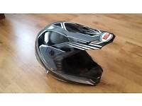 Motocross helmet bell large