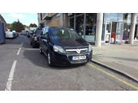 VAUXHALL ZAFIRA BLACK 2011 (61) 1.9 CDTI PCO LICENSED QUICK SALE BARGAIN