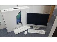 "APPLE iMac 21.5"" 2.7 GHz Intel core i5 , 8GB, Late 2013"