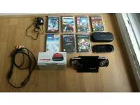 Sony PSP-3003 +7 Games + Speaker Dock System