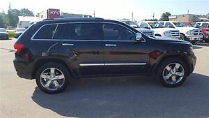 2012 Jeep Grand Cherokee Overland 4X4 | Navigation | Local Trade Kitchener / Waterloo Kitchener Area image 5