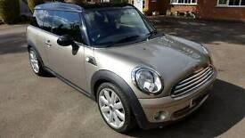 Mini Clubman 1.6 petrol 2009