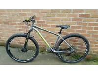 "Whyte 629, 29"" hard tail mountain bike."