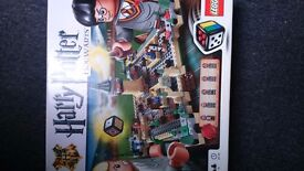 Harry Potter Hogwarts Lego board game