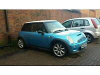 2002 MINI COOPER S 1.6 BARGAIN £1250ono OR PX / SWAP