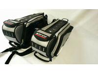 Oxford Sprint Expanding Motorcycle Panniers £25 Free Delivery