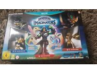 Wii u skylanders imaginators set - NEW