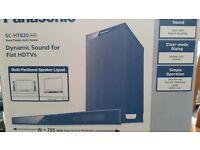 BRAND NEW T.V. sound system for flat screen T.V