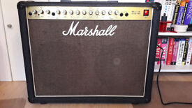 1980s Vintage Marshall 5213 MOS FET 100 Reverb Twin