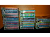 Large collection of Animal Ark Books by Lucy Daniels