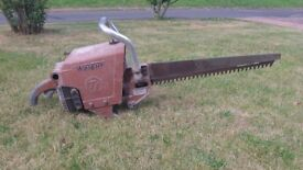 Power Saw - Reciprocating Blade - Forester or Woodworker Collectors Item, Thought to be 1940's