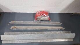 Catnic lintel for cavity wall and internal wall lintels