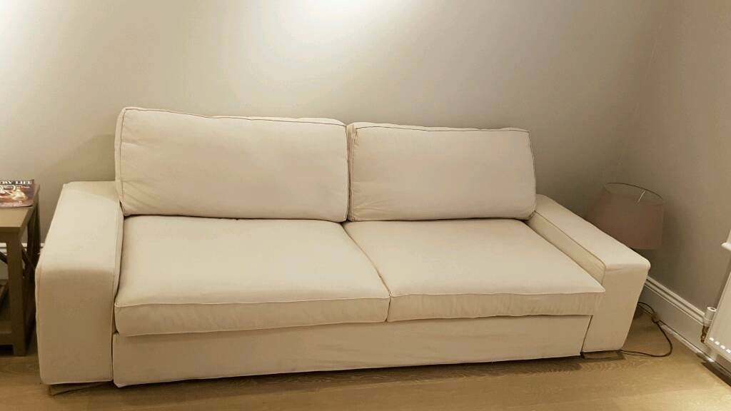 ikea kivik sofa bed for sale in wimbledon london gumtree. Black Bedroom Furniture Sets. Home Design Ideas