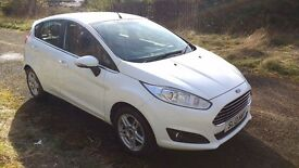 2013 Ford Fiesta 1.0 Ecoboost service and year MOT