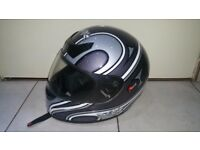 Orbit helmet in good condition size small 56 58cm can deliver or post!