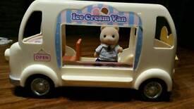 Sylvainian Family Ice cream Van