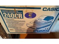 Casio Cash Register (240CR) - Like New