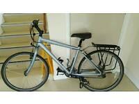 2 specialized mountain bikes