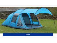 Vango Eos 550 tent 5-6 birth