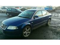 Cheap trade in 2003 vw passat 19 tdi