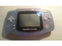 Nintendo Advance Console