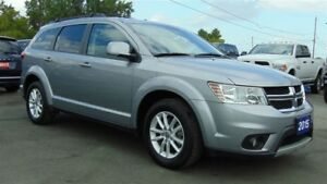 2015 Dodge Journey SXT - 7 PASSENGER - CLEAN CARPROOF!!!