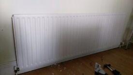 1800x600mm single panel radiator