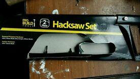 Hacksaw set
