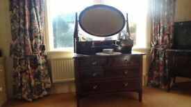 Beautiful Mahogany Bedroom Furniture