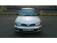 Nossan micra *years mot* *low miles*