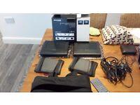 "Nextbase 7"" Dual Portable DVD system (SDv47-AM)"