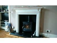 Log burner/multi fuel stove installer