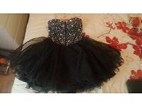 black prom dress (lovely dress)