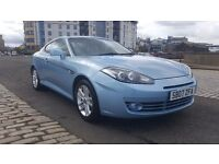 2007 Hyundai Coupe 1.6 SIII S / New Model / Excellent condition / Drives like new /