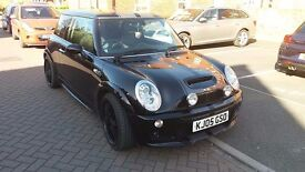 CAR HAS BEEN SOLD !!!!!Mini Cooper S Factory fitted JCW bodykit