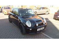 Mini Cooper S Factory fitted JCW bodykit
