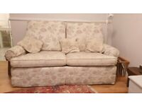Sofa bed. Decent condition. Matching sofa available