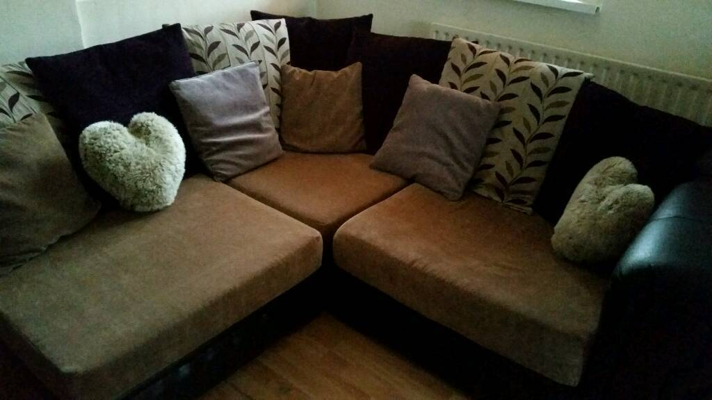 Very Large Sofa 4 Pieces Comfy