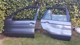 BMW E53 DOORS O/S/R AND N/S/F