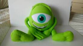 Monsters University Mike Wazowksi soft talking toy