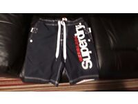 SuperDry Board Trunks - Size S