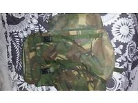 army bagpack rucksack very good con 25 ono