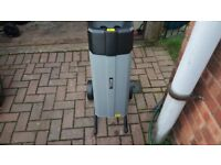 titan, electric garden shredder (screwfix brand)